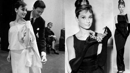 Hubert de Givenchy - Nhà thiết kế của những huyền thoại đã qua đời