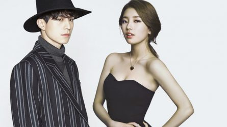 Xuất hiện nghi vấn về việc hẹn hò của Suzy và Lee Dong Wook