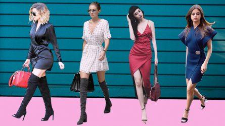 Váy quấn: xu hướng thời trang nữ quyền được Angela Phương Trinh và Selena Gomez yêu thích