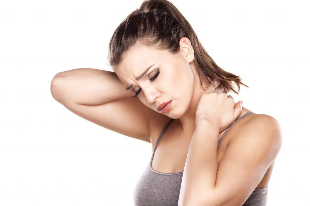 bài tập yoga trị đau mỏi vai gáy 1
