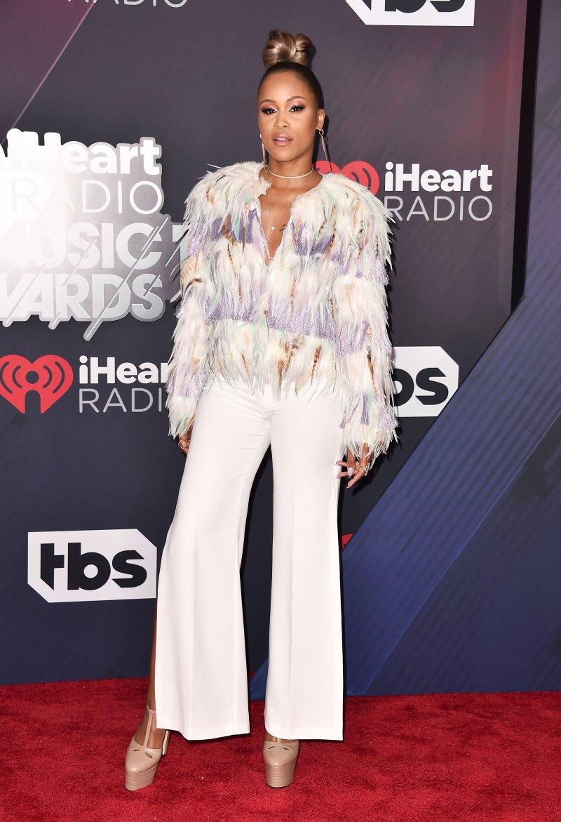 Trang phục thảm đỏ lễ trao giải iHeartRadio 2018 4