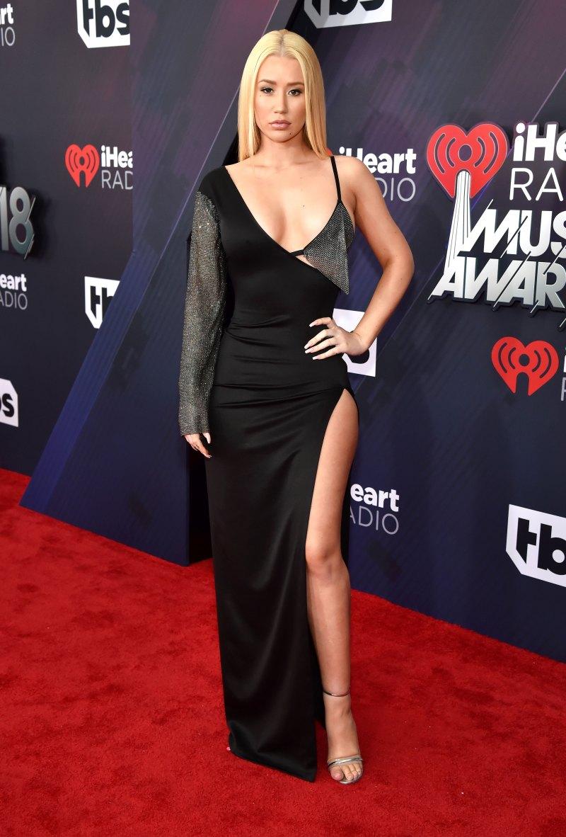 Trang phục thảm đỏ lễ trao giải iHeartRadio 2018 8