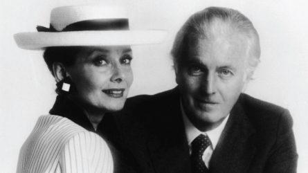 Mối tâm giao giữa NTK tài danh Hubert de Givenchy và nàng thơ Audrey Hepburn