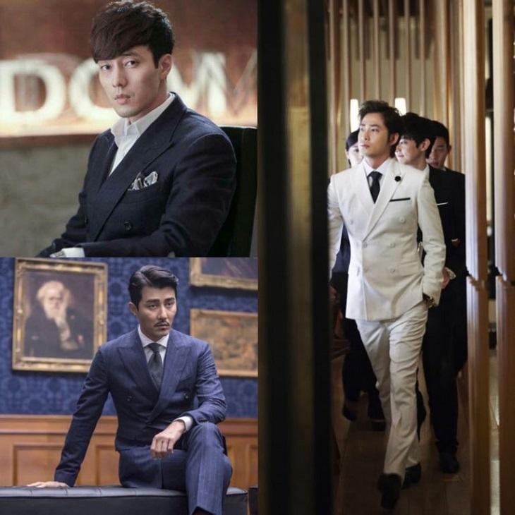 ELLE Việt Nam - Những nguyên tắc thời trang nhận diện con ông cháu cha trong phim Hàn (1)