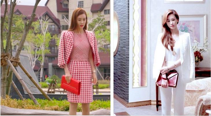ELLE Việt Nam - Những nguyên tắc thời trang nhận diện con ông cháu cha trong phim Hàn (2)