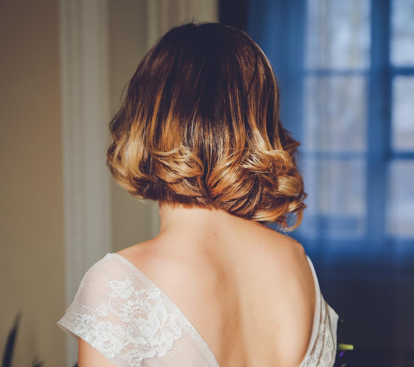 cách làm tóc dày hơn tóc ngắn