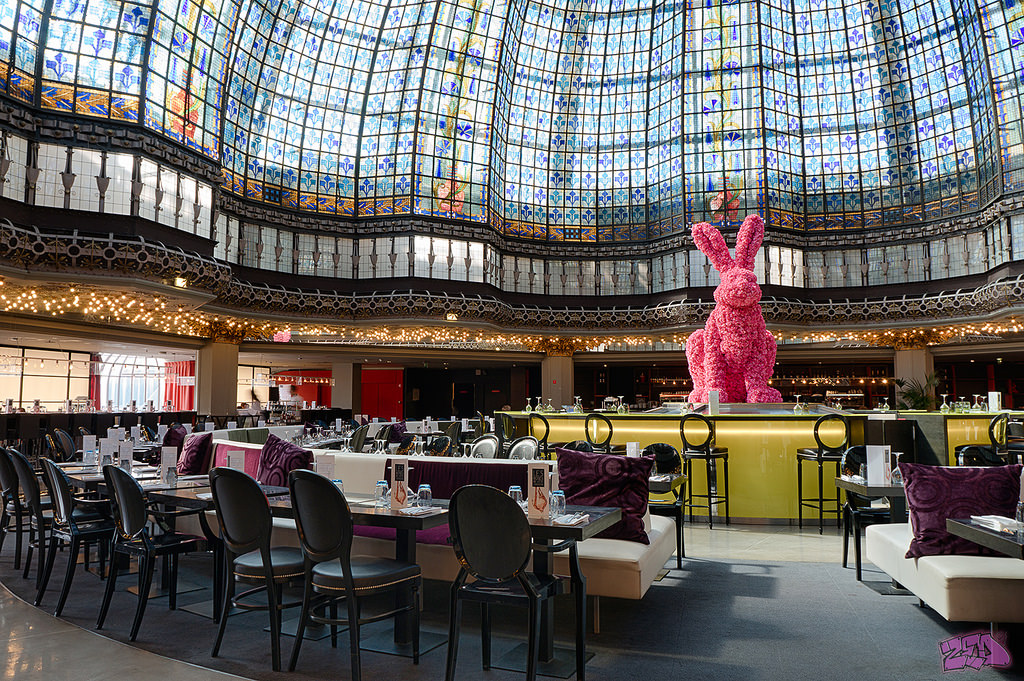 du lịch paris Printemps