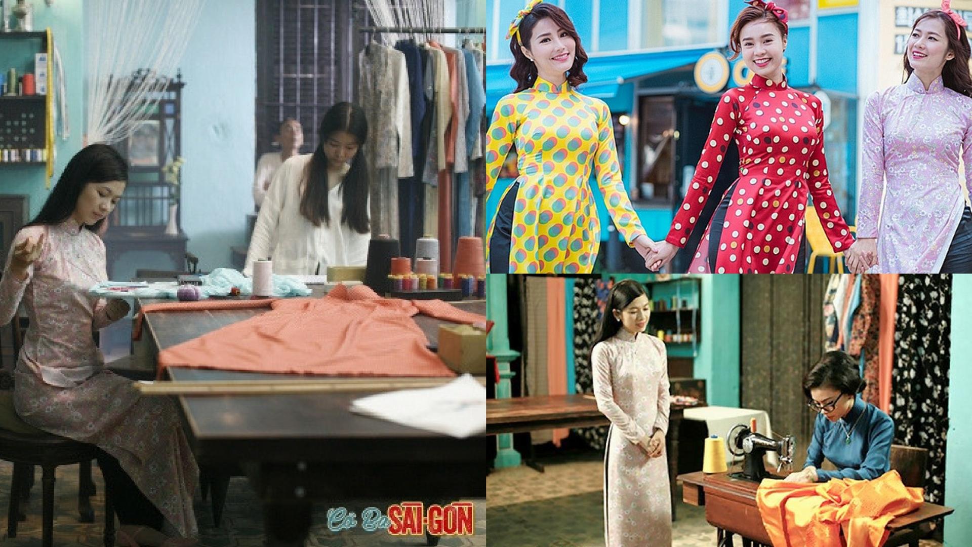 Hồi ức về thời trang Việt qua những bộ phim đình đám