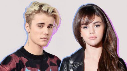 Đi nhà thờ cùng nhau nhưng biểu cảm của Selena Gomez và Justin Bieber lại hoàn toàn khác biệt