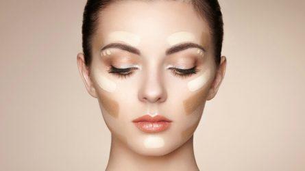 Đánh lừa thị giác với cách tạo khối cho gương mặt thon gọn, sắc nét