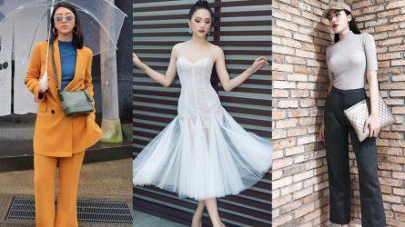 Thời trang sao Việt tuần qua: Ngô Thanh Vân áo phông trẻ trung, Jun Vũ, Hoàng Yến Chibi