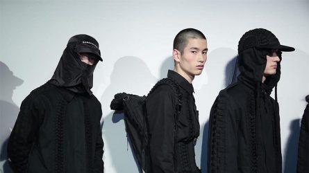 Mẫu nam Nhật Bản điển trai này là người diễn nhiều show nhất trong Tuần lễ thời trang Thu - Đông 2018