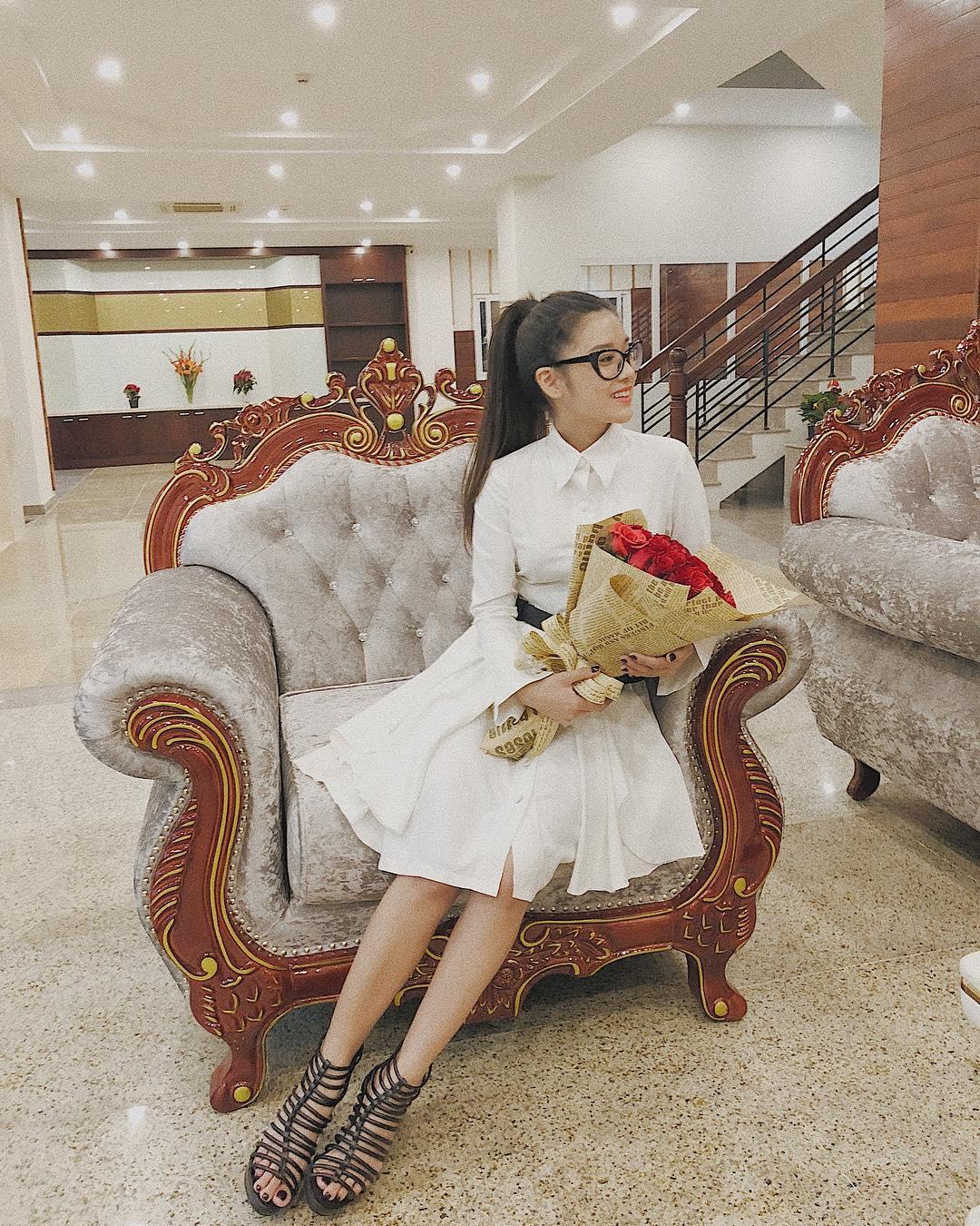 Phong cách thời trang Hoàng Yến Chibi 3