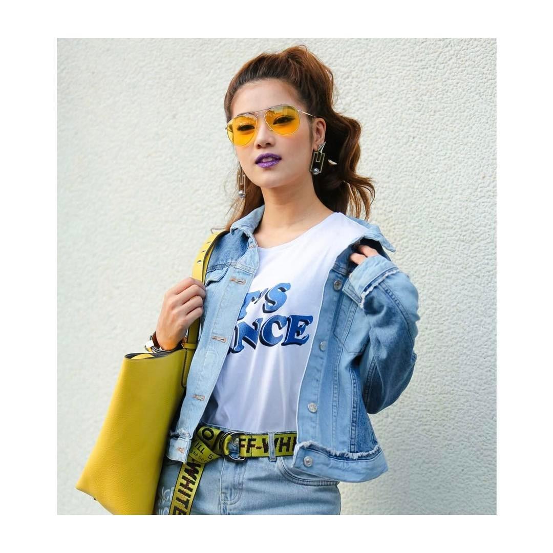 Phong cách thời trang Hoàng Yến Chibi 10