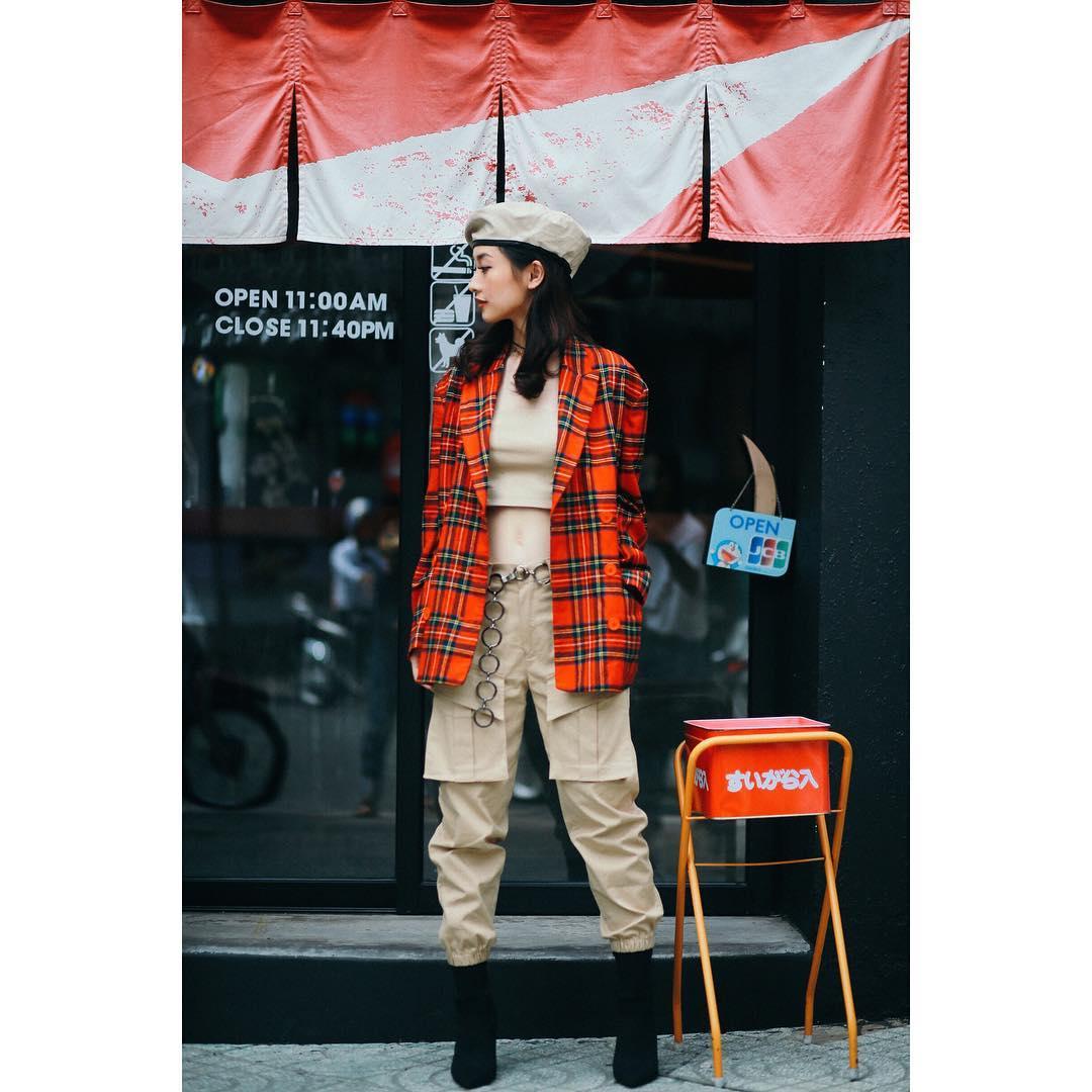 Phong cách thời trang Jun Vũ 6