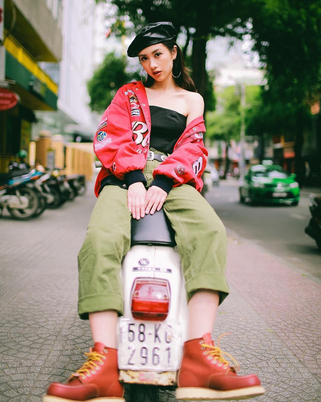 Phong cách thời trang Jun Vũ 5