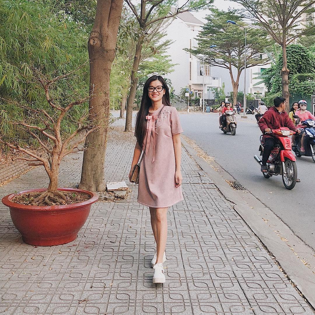 Phong cách thời trang Hoàng Yến Chibi