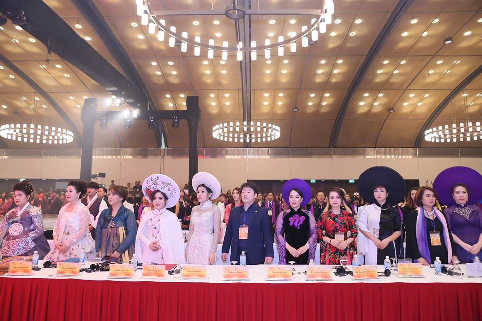 Information about the First International Beauty Conference in Vietnam in 2018 5