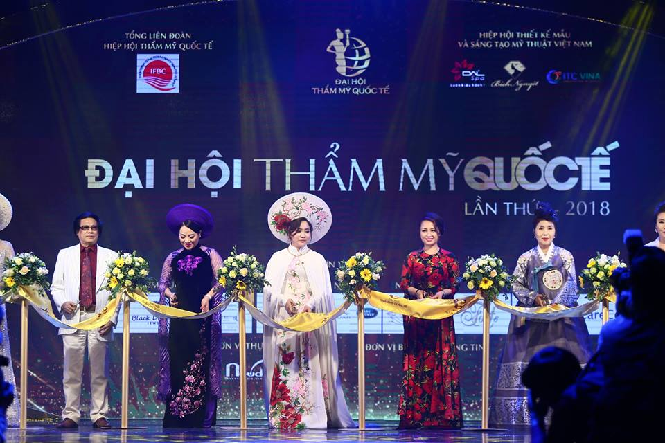 Information about the First International Beauty Conference in Vietnam in 2018 4