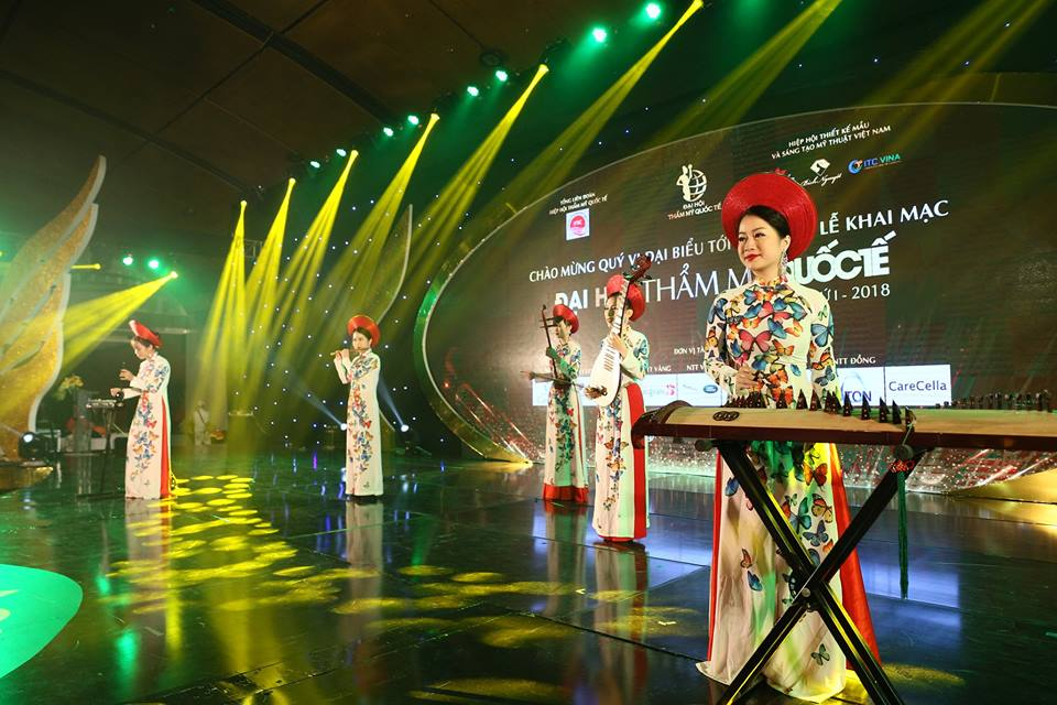 Information about the First International Beauty Conference in Vietnam in 2018 11