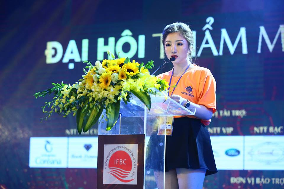 Information about the First International Beauty Conference in Vietnam in 2018 14