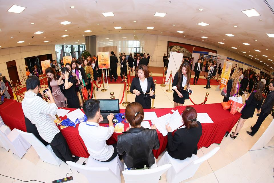 Information about the First International Beauty Conference in Vietnam in 2018 15