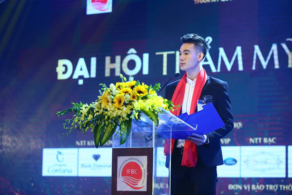 Information about the First International Beauty Conference in Vietnam in 2018 13