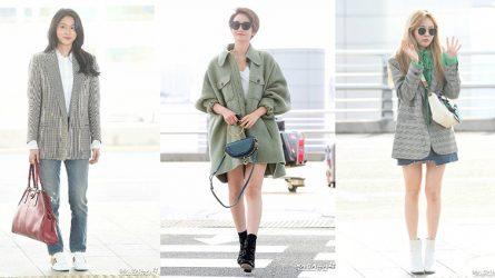 Bí quyết mặc đẹp từ các ngôi sao thần tượng Hàn Quốc