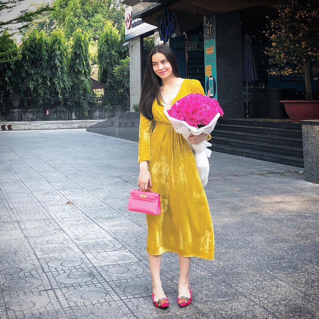 Xu hướng thời trang được sao Việt ưa chuộng