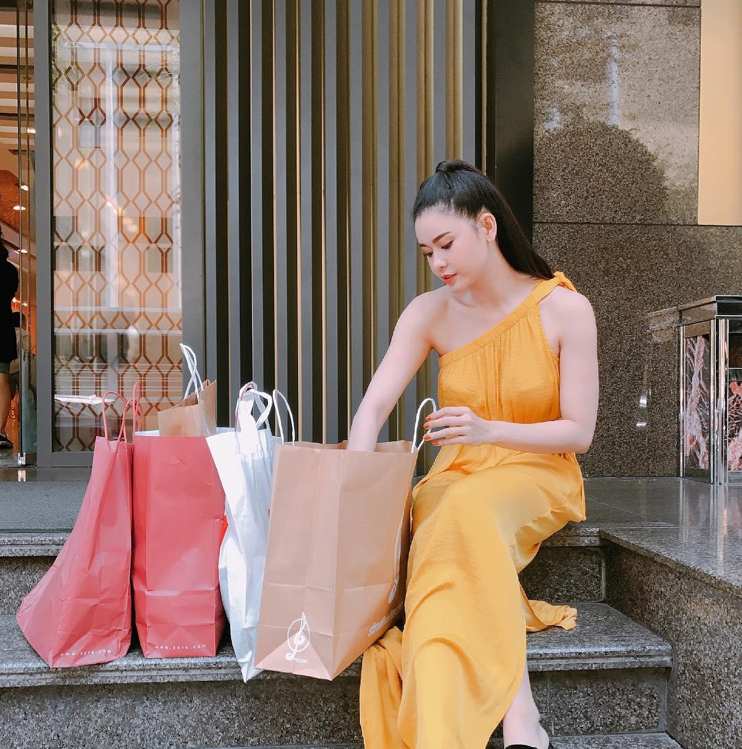 Xu hướng thời trang được sao Việt ưa chuộng 3