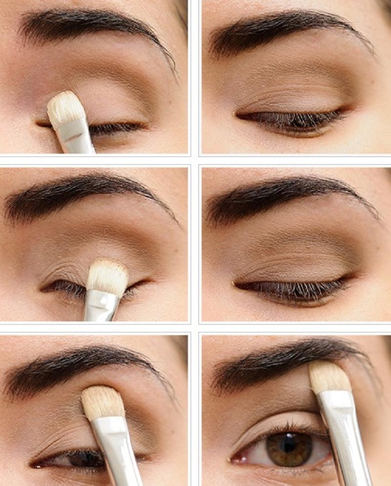 trang điểm mắt khói 4