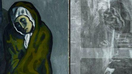 Tìm thấy tác phẩm nghệ thuật khác dưới bức họa của Picasso