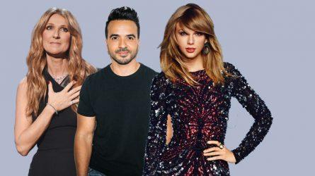 [Điểm tin sao quốc tế] Celine Dion bất ngờ hoãn tour diễn, Taylor Swift bán được hơn 2 triệu bản album Reputation