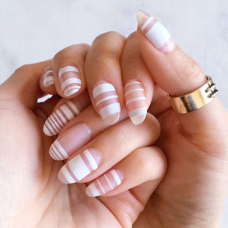 những mẫu móng tay đẹp mùa hè 14