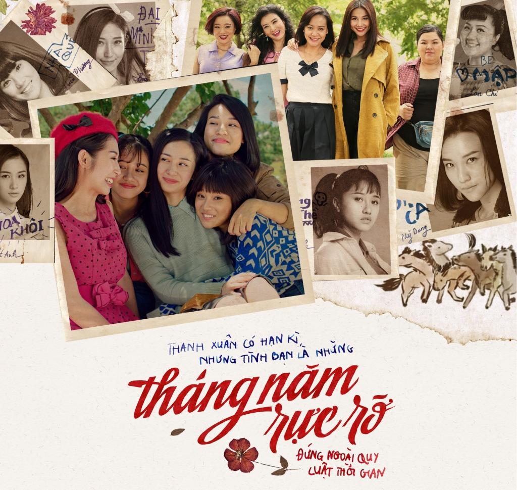 tháng năm rực rỡ - elle vietnam 2