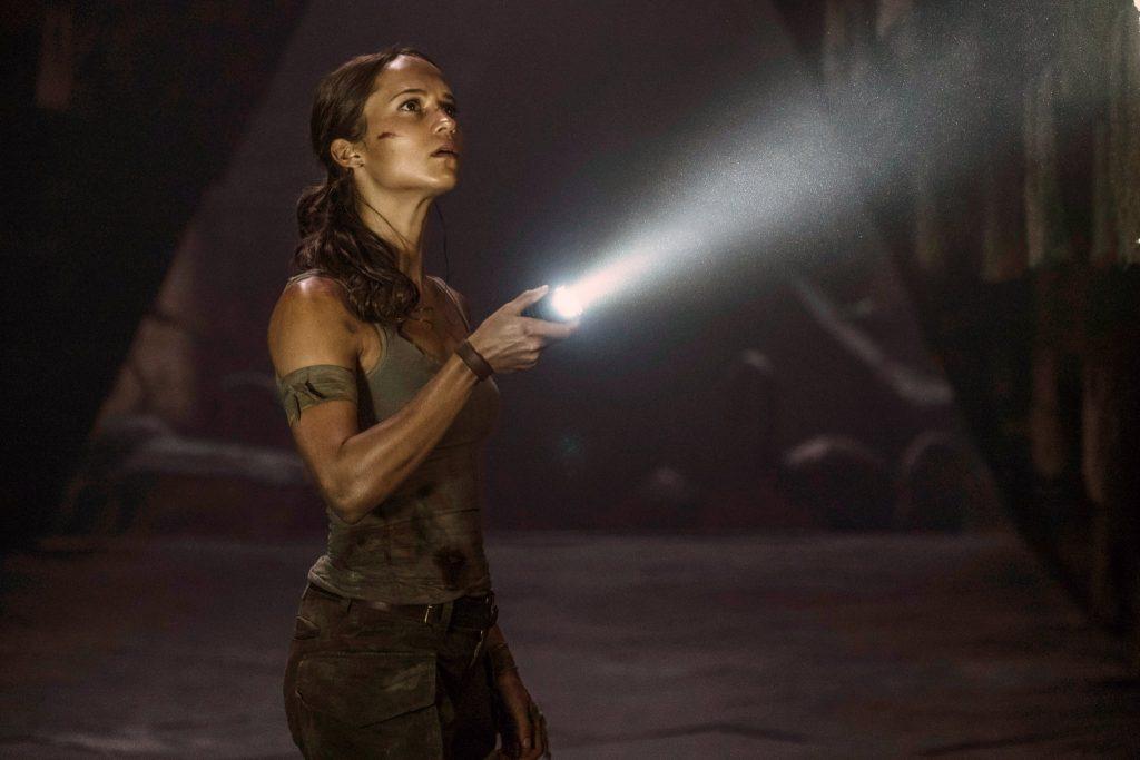 Chế độ ăn uống tập gym của Alicia Vikander trong Tomb Raider