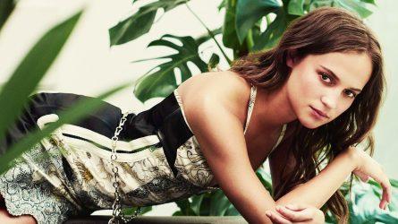 Chế độ ăn uống tập gym giúp Alicia Vikander tỏa sáng trong Tomb Raider