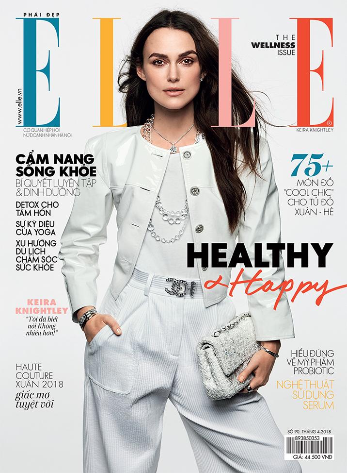 tạp chí elle 1