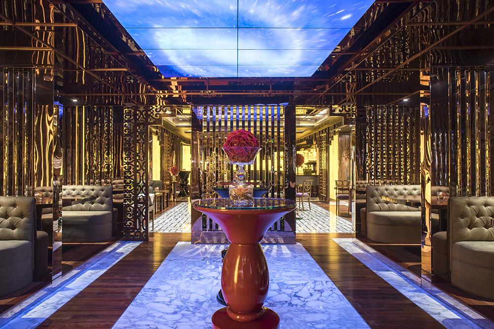 lễ phục sinh - elle vietnam R&J Italian Lounge & Restaurant (01)