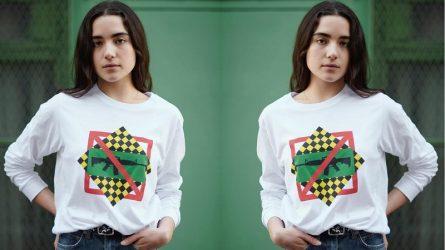Proenza Schouler trình làng dòng áo thun ủng hộ luật cấm bạo lực súng tại Mỹ