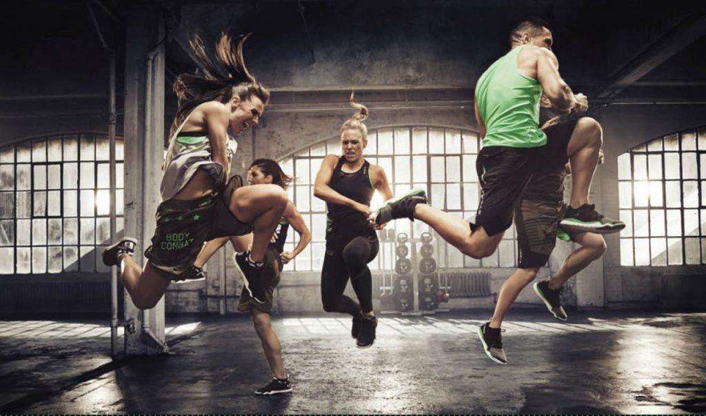 tập body combat 1