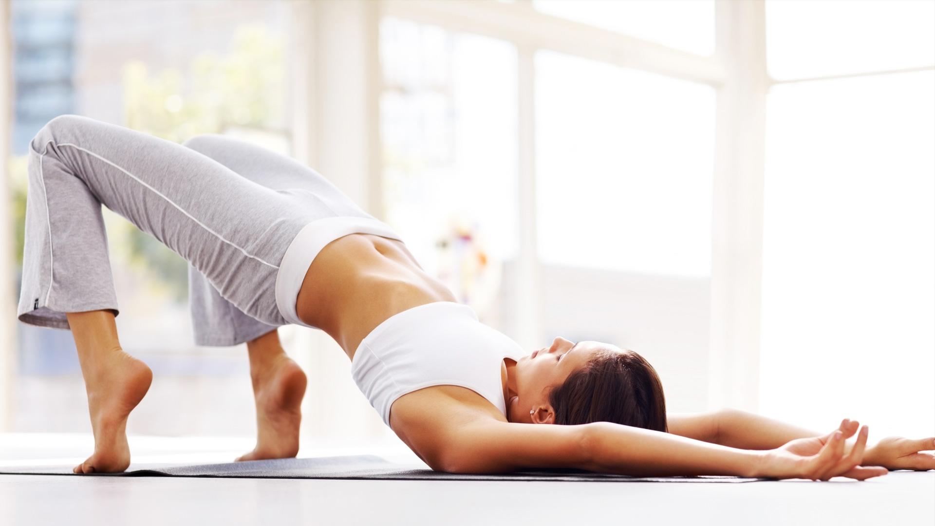 thanh lọc cơ thể tập yoga