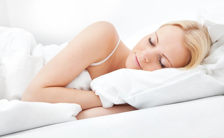 thanh lọc cơ thể đi ngủ