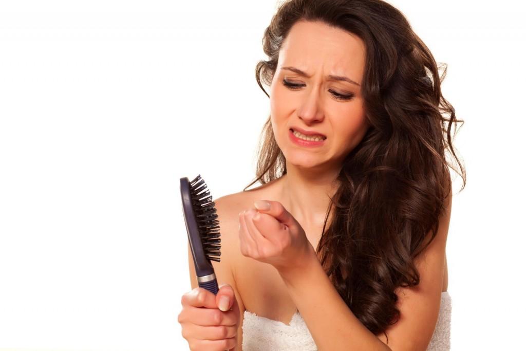 chăm sóc tóc hiệu quả rụng tóc