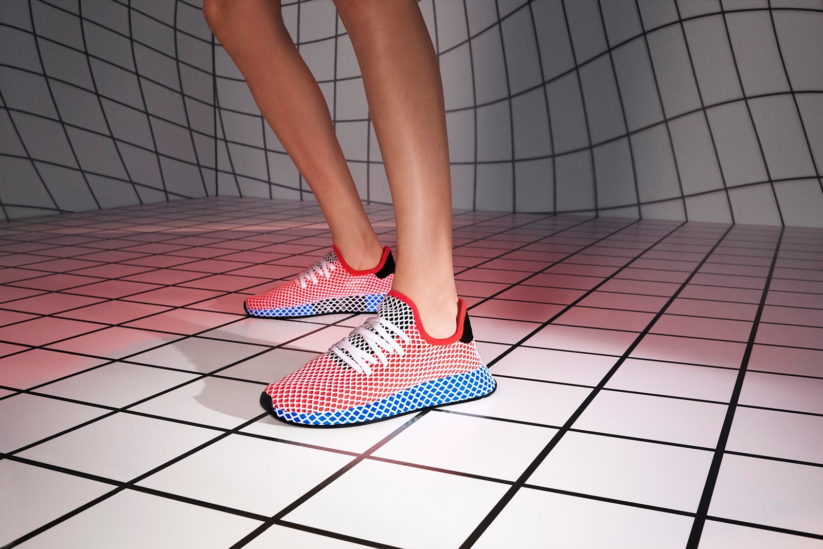 Giày thể thao Deerupt của thương hiệu Adidas Originals 3
