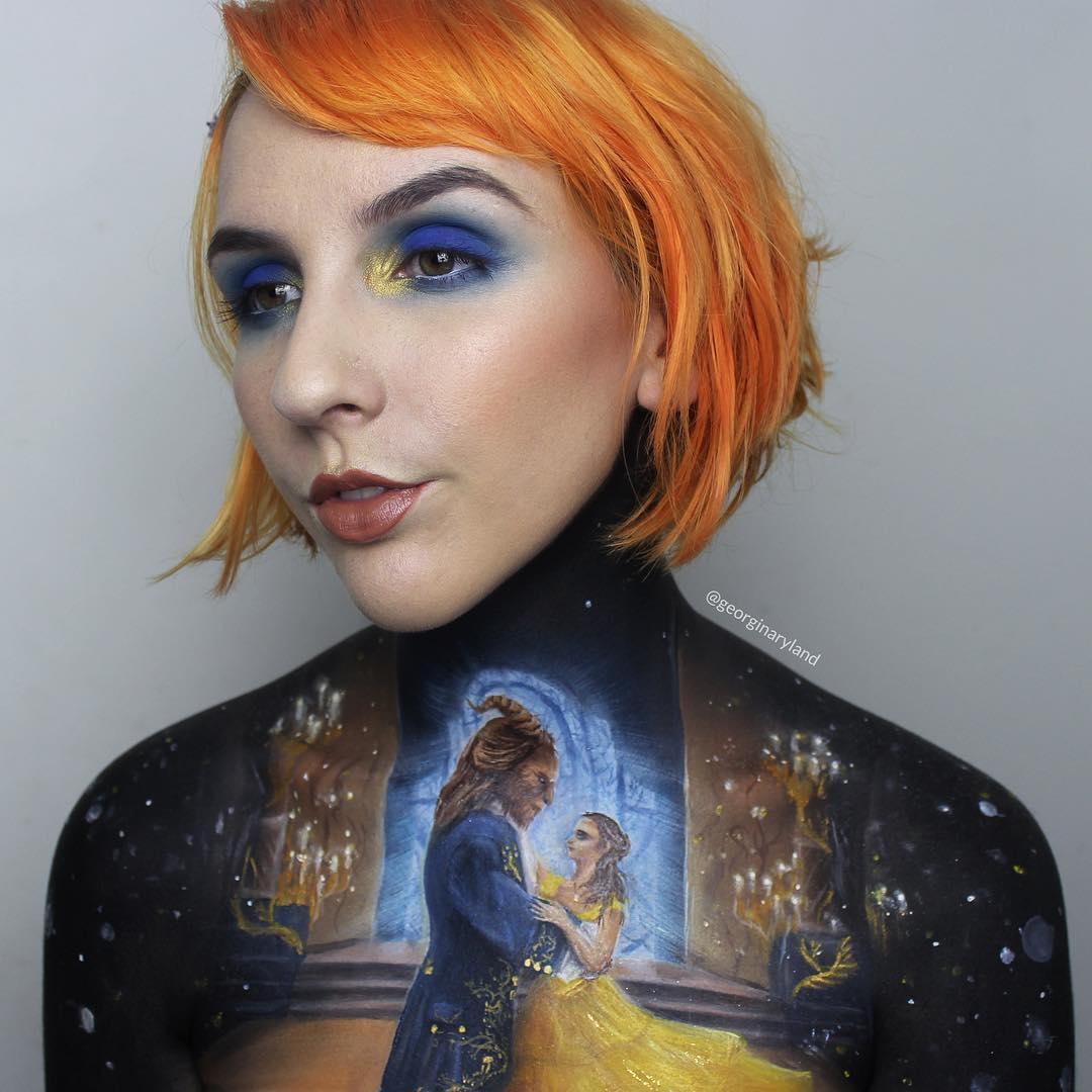 nghệ sĩ trang điểm australia