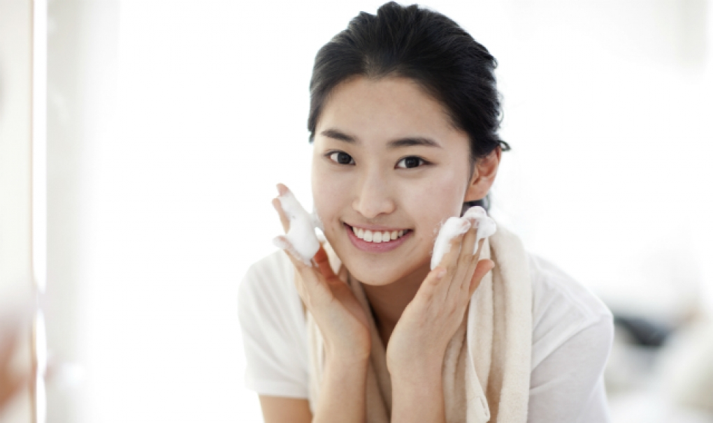 cách chắm sóc da mặt Hàn Quốc 8