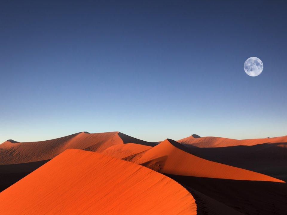 hoang mạc