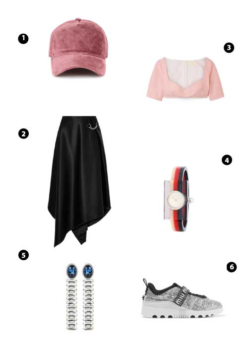 RAG & BONE/ SID NEIGUM/ SARA BATTAGLIA/ GUCCI/ STELLA MCCARTNEY/ MIU MIU