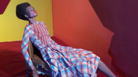 Bộ ảnh thời trang: Ánh hoàng hôn thời trang